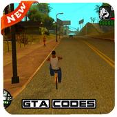 Cheat Code GTA San Andreas icon