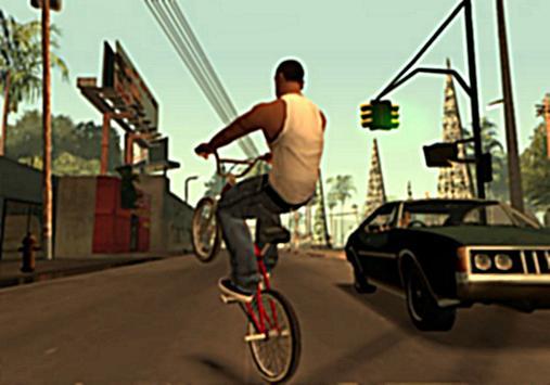 Cheat Code GTA San Andreas apk screenshot