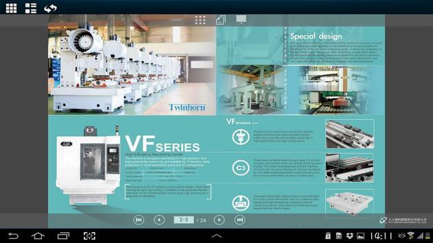 Twinhorn-綺發機械 apk screenshot