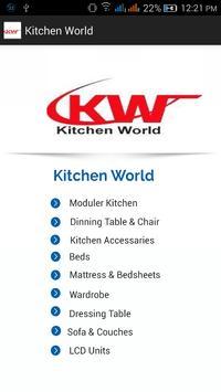 Kitchen World apk screenshot