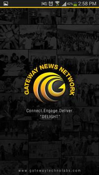 Gateway News Network (GNN) poster
