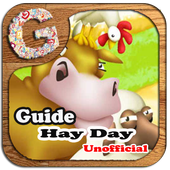Guide :Hay day New icon