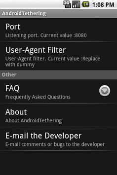Super Tether apk screenshot