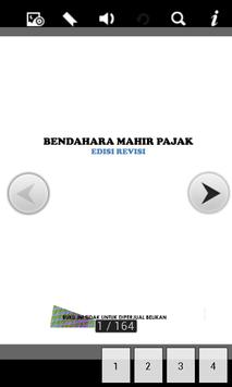 Bendahara Mahir Pajak 2014 apk screenshot