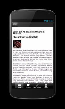 Kisah Sahabat Tabiin dan Ulama apk screenshot