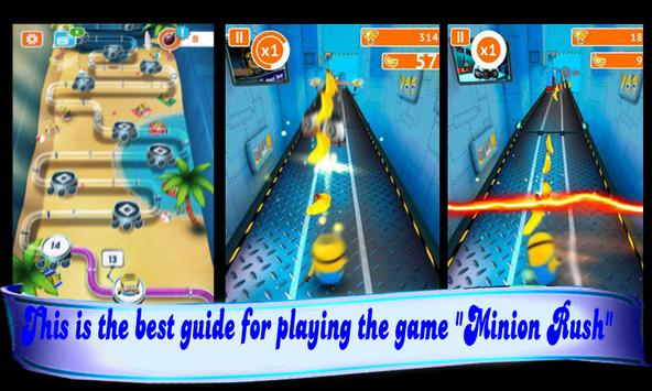 Guide: Minion Rush apk screenshot