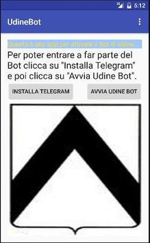 Udine Bot poster