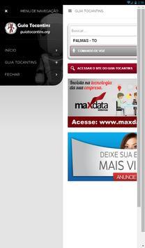 GUIA TOCANTINS OFICIAL apk screenshot