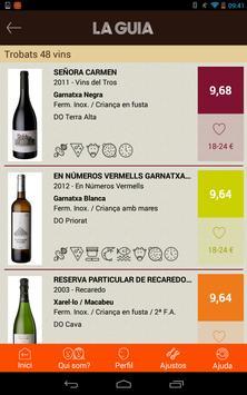 La Guia de Vins de Catalunya apk screenshot