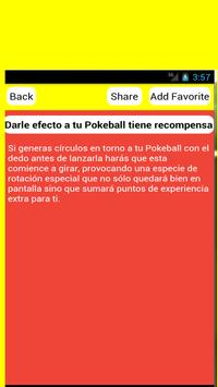 Guia Para Pokmon apk screenshot