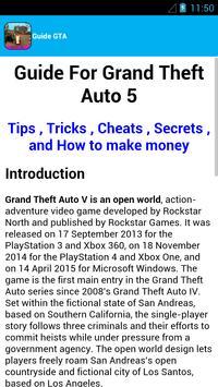 codes pour GTA San Andreas apk screenshot