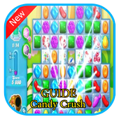 guide candy crash icon