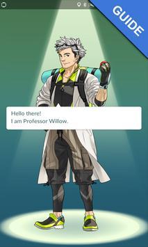 Best Guide Pokemon Go poster