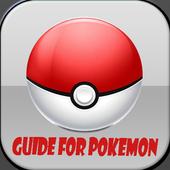 Guide For Pokemon Go Maps icon