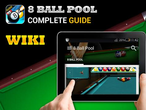 Guide for 8 Ball Pool poster