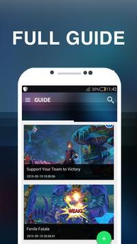 Guide for Chaos Rings 3 apk screenshot
