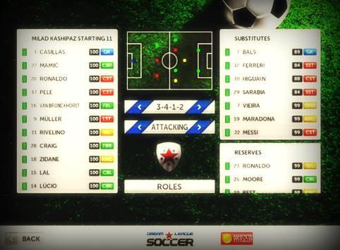 Guide Dream League Soccer 16 apk screenshot