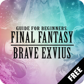 Guide For FF Brave Exvius FFBE icon