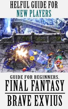 Guide For FF Brave Exvius FFBE poster