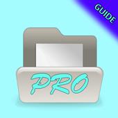 Guide ES File Explorer Pro icon