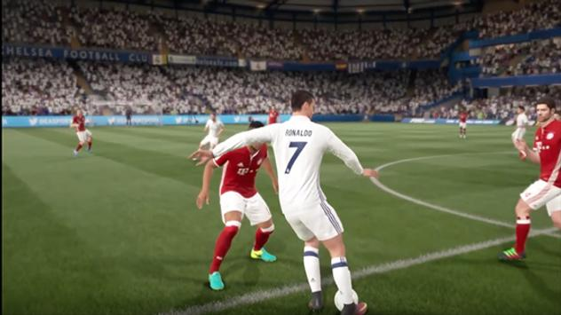 Tips For FIFA 17 Mobile New poster