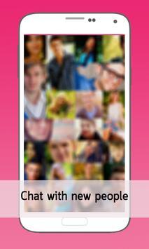 Girls Strangers Chat Tips poster