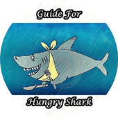 Guide and Tip For Hungry Shark icon