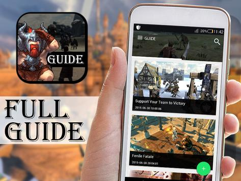 Guide for Heroes and Castles 2 apk screenshot