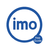 Free imo video chat call guide icon