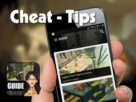 Guide for Lara Croft GO apk screenshot