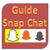 guide lenses for snapchat Free icon