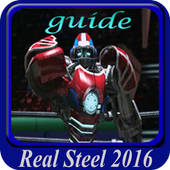 Guide Strategy Real-Steel 2017 icon