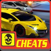 Cheat CSR Racing icon