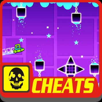 Cheat Geometry Dash apk screenshot
