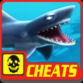 Cheat Hungry Shark Evo icon