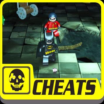 Cheat LEGO BATMAN poster