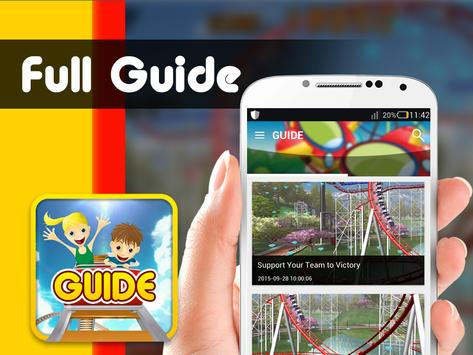 Guide for RollerCoaster Tycoon apk screenshot