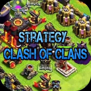 Strategy for Clash of Clans poster