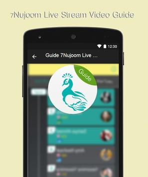 7Nujoom Live Video Call Guide apk screenshot