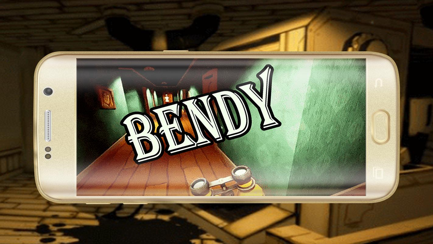 Bendy ink Game Machine for Android - APK Download