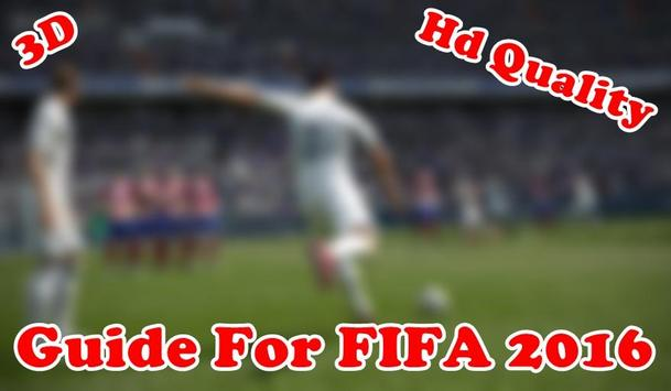 Guide For FIFA 2016 - [VIDEO] poster