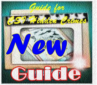 Guide for CSI: Hidden Crimes apk screenshot