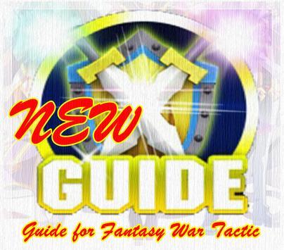 Guide for Fantasy War Tactic apk screenshot