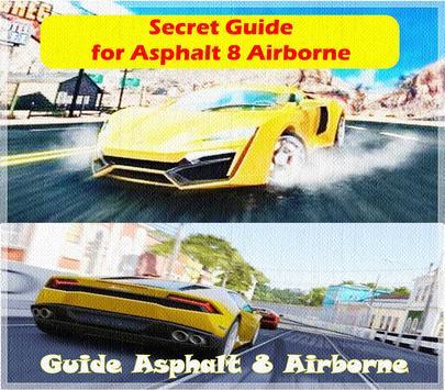 Guide for Asphalt 8 Airborne poster