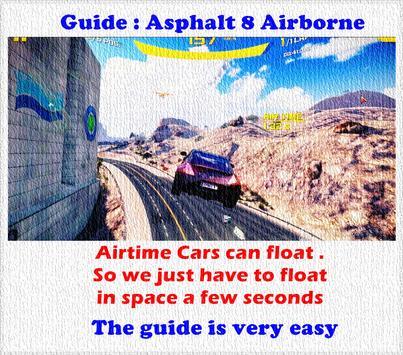 Guide for Asphalt 8 Airborne apk screenshot