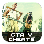 Cheat for GTA 5 Guide icon