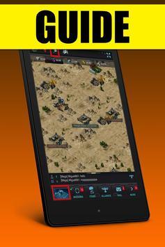 Guide for Mobile Strike: Tips poster
