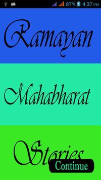 Ramayana Mahabharata Stories poster
