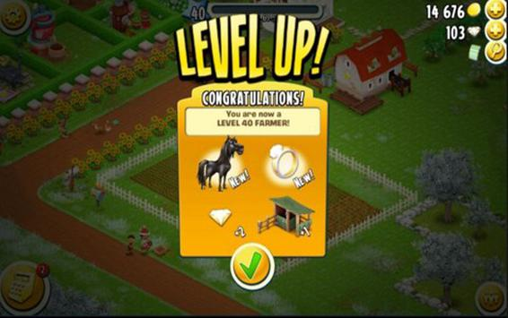 Guide for hay day game apk screenshot