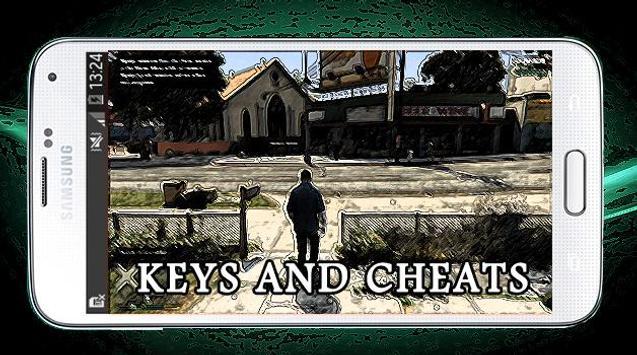 cheats GTA 5 online apk screenshot